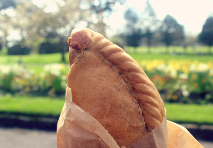 Rowe's pasty (Cornwall)