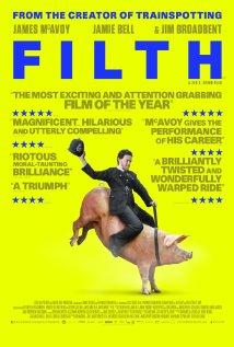 Filth on Netflix