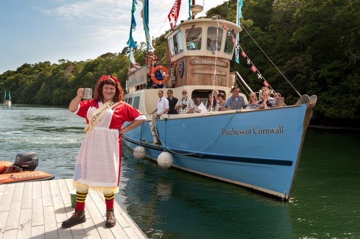 Fal River Festival // Things To Do in Spring in Cornwall