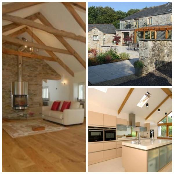 4 bedroom farm in Cornwall