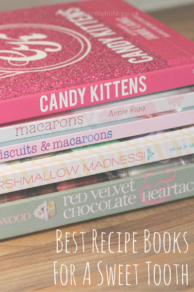 Best Recipe Books For A Sweet Tooth