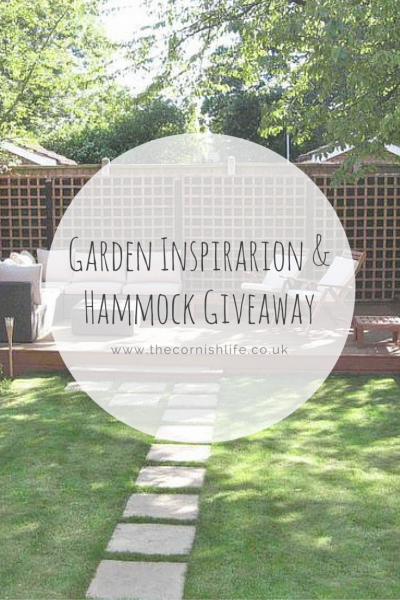 Garden Inspiration & Giveaway
