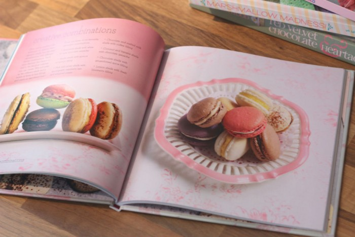 best macarons recipe book