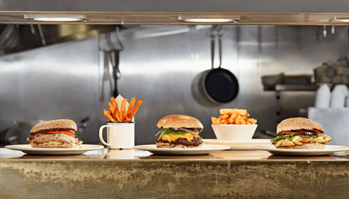 Gourmet Burger Kitchen (Places to eat in Bristol)