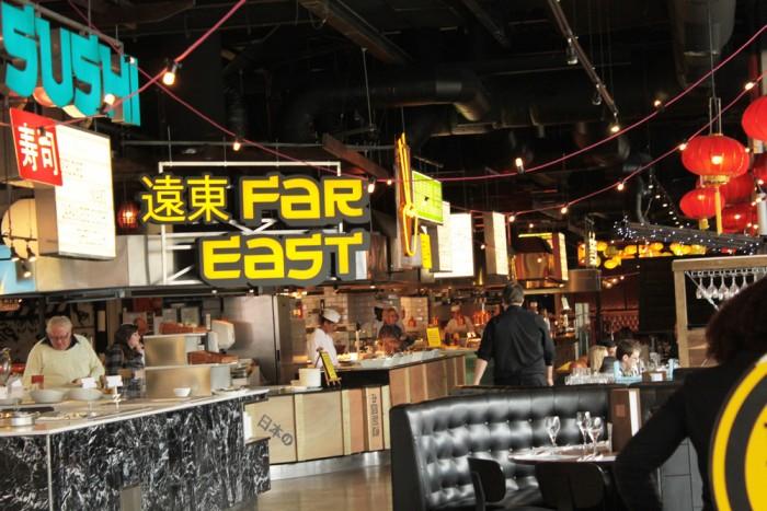 Za Za Bazaar (Places to eat in Bristol)