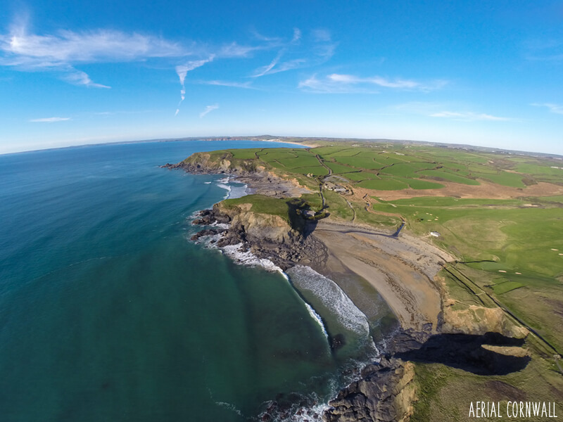 Aerial Cornwall; The County from Above