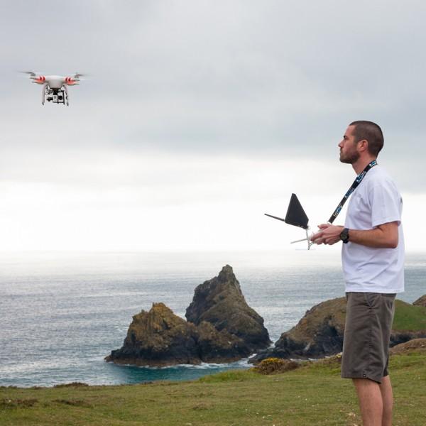 Matt from Aerial Cornwall