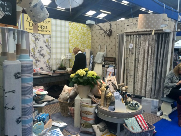 L'interior Design at the Cornwall Home Show