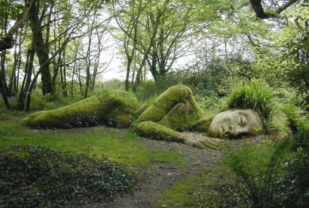 Cornwall Heligan Gardens