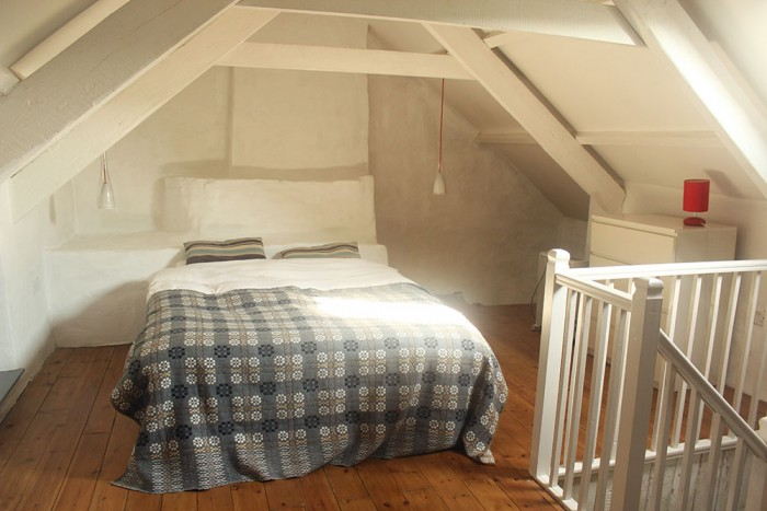 Modernist cottage - the perfect place to stay in Wales