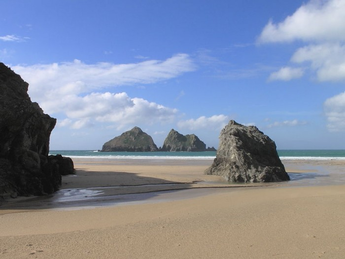 Holywell Bay - Dog friendly places in Cornwall