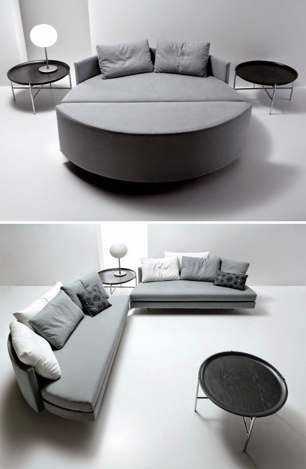 Double bed multipurpose