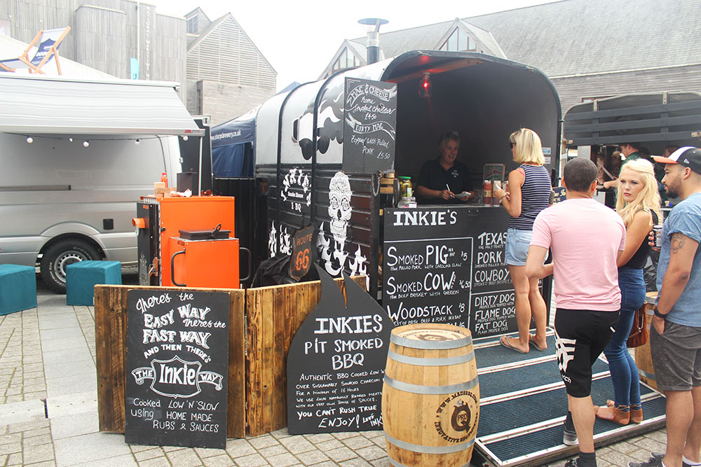 British street food festival 2015