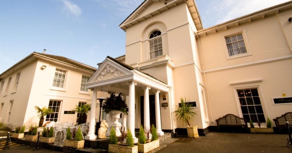 Penventon Park Hotel Cornwall