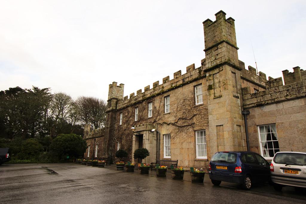 Tregenna Castle, St. Ives, Cornwall