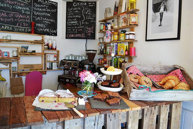 The Jam Jar vegan cafe