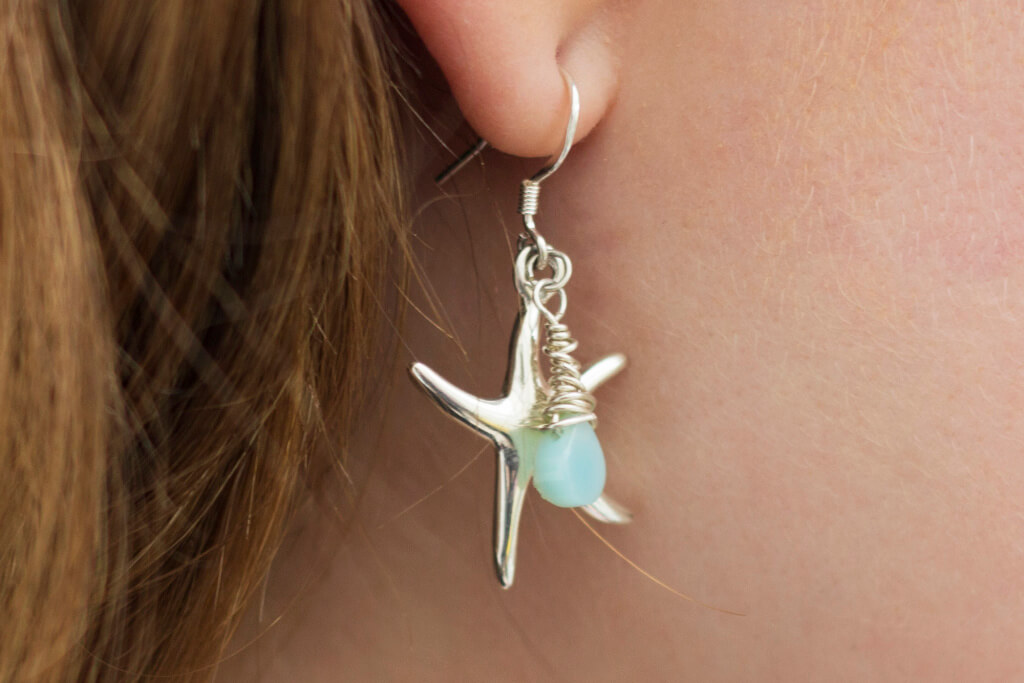 Earrings giveaway