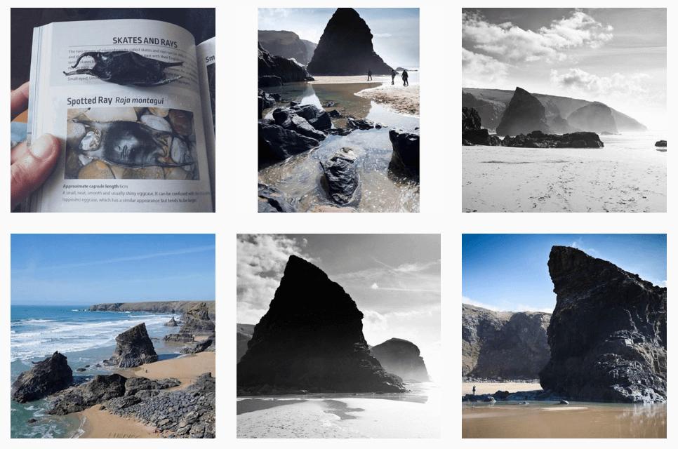 Cornish Instagrammers: @leejpalmer