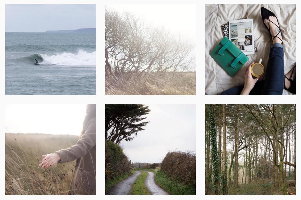 Cornish Instagrammers: @serpentineshore