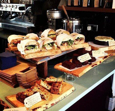 Good Vibes Vegan Cafe