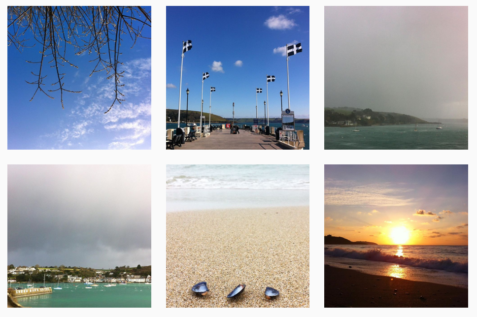 Cornish Instagrammers: @issyray
