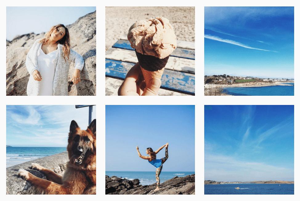 Cornish Instagrammers: @lizzie_churchill
