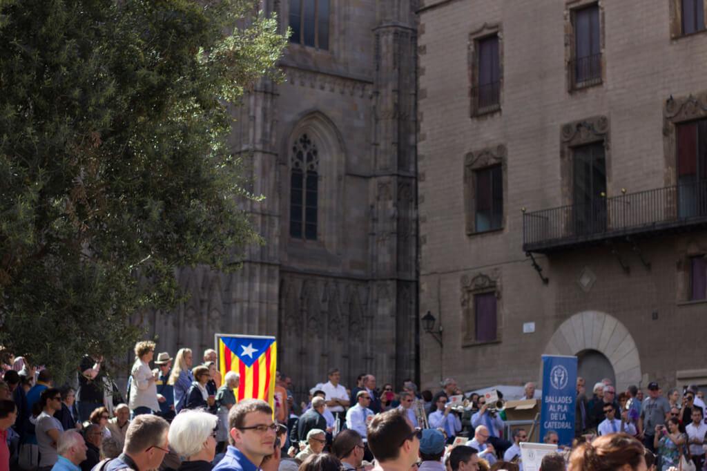 Celebrations in Barcelona in Spring
