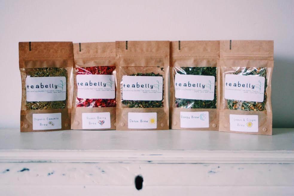 Teabelly Teas Taster Box