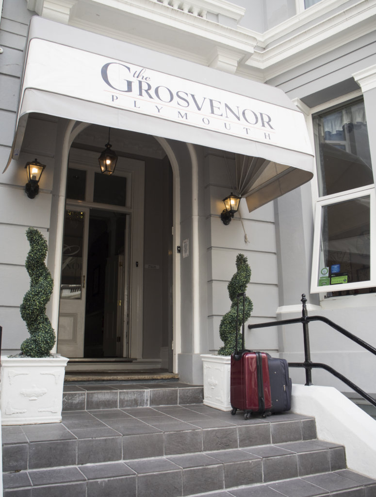 The Grosvenor Hotel in Plymouth