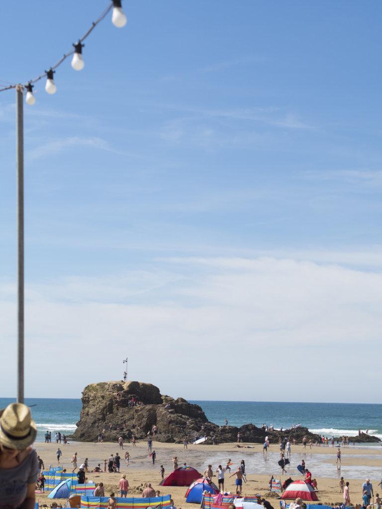 Perranporth Cornwall