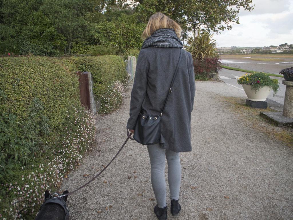 King George V Memorial Walk in Hayle