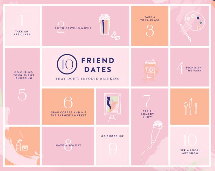 Friend Dates