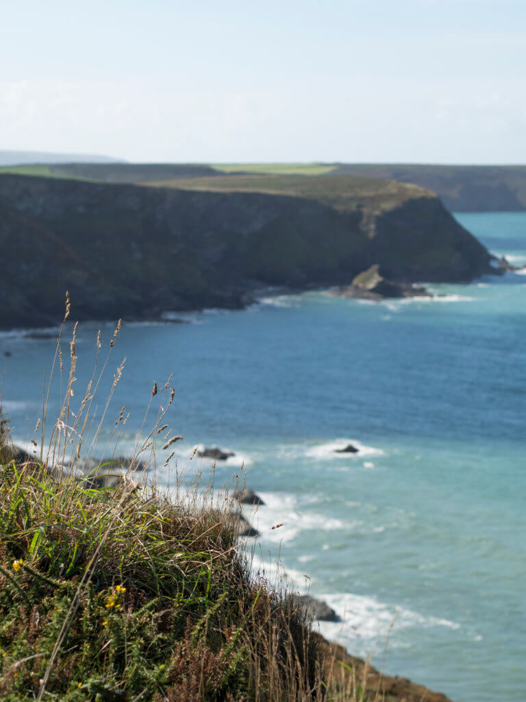 Portreath to Godrevy coast walk