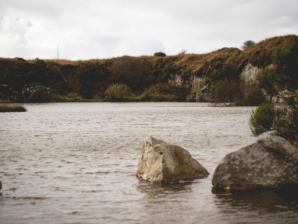 Carn Marth in West Cornwall