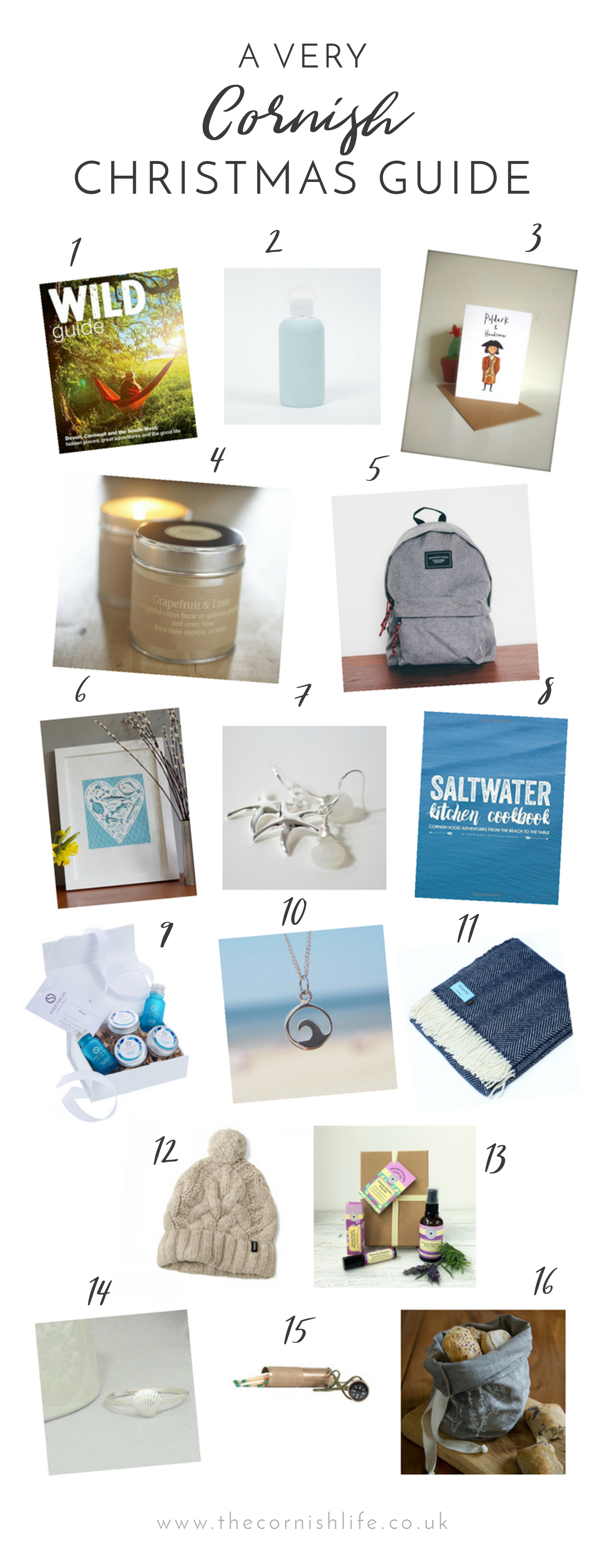 A Very Cornish Christmas Gift Guide
