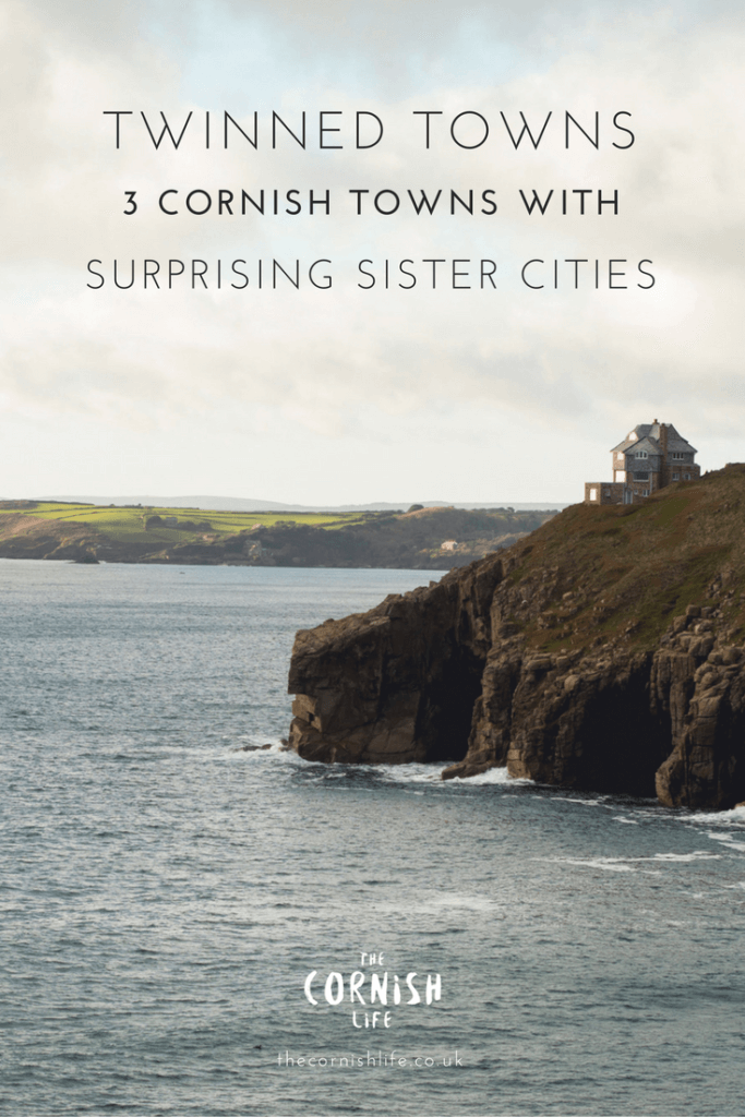 3 Cornish Towns with Surprising Sister Cities