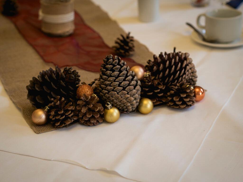 Alverton Hotel at Christmas