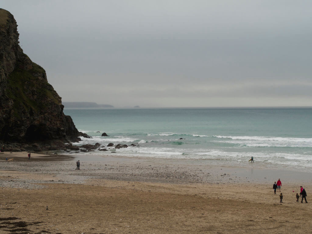 Porthtowan in Cornwall
