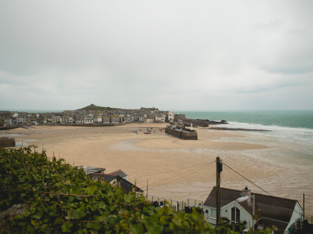 St. Ives in Winter