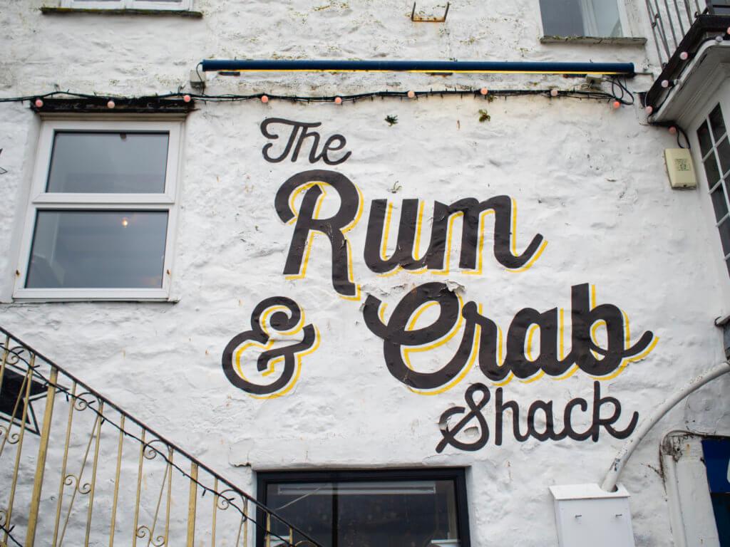 Rum & Crab Shack in St. Ives