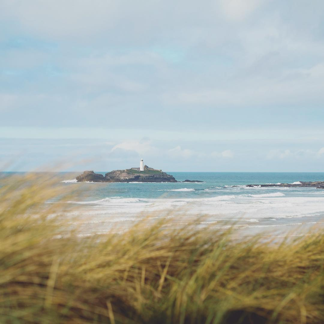 Visited Gwithian beach on Monday with reisehappen to show offhellip