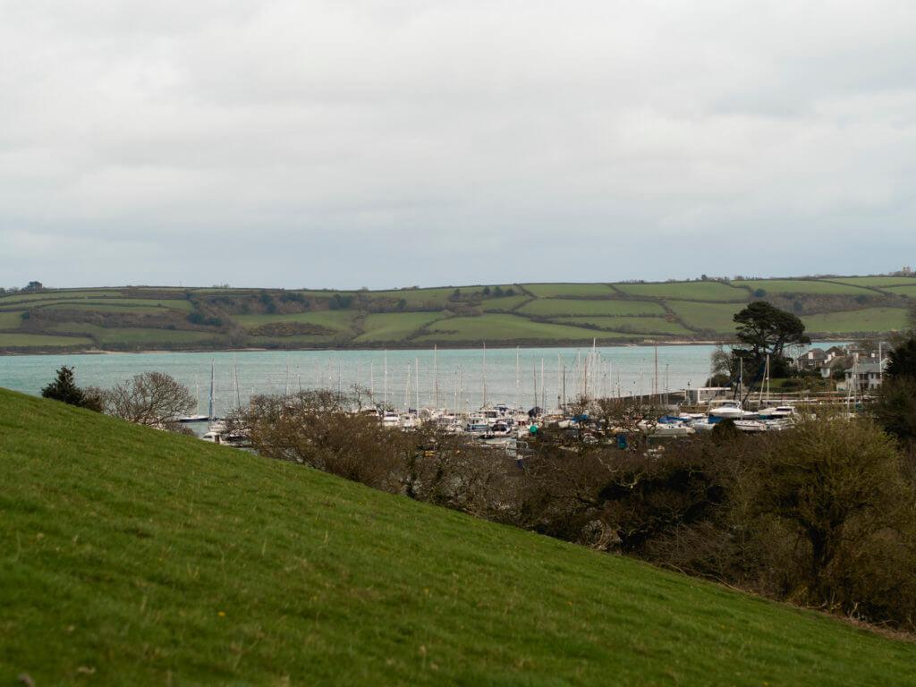 Mylor Bridge in Cornwall