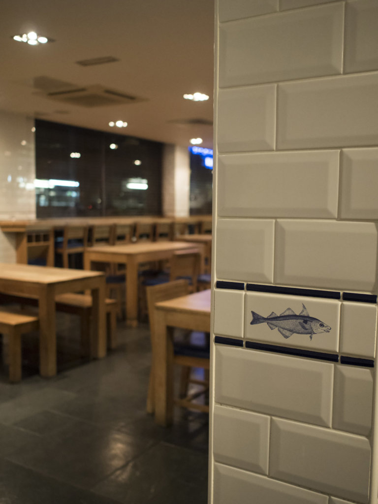 Rick Stein's Fish, Falmouth