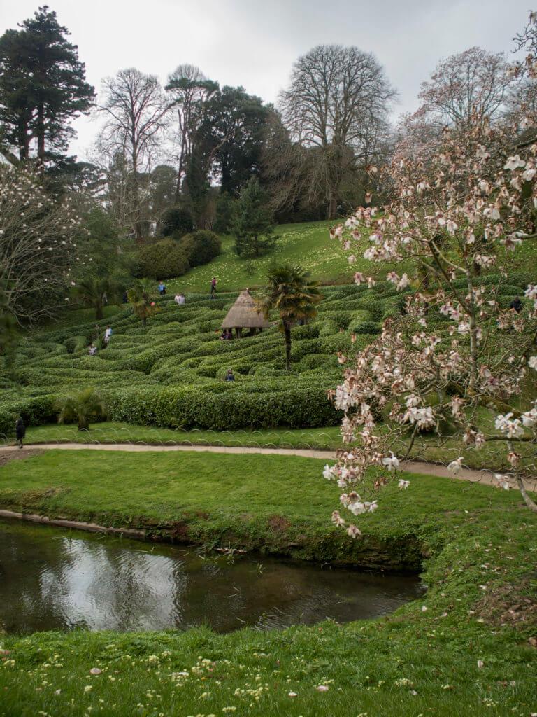 Glendurgan Gardens