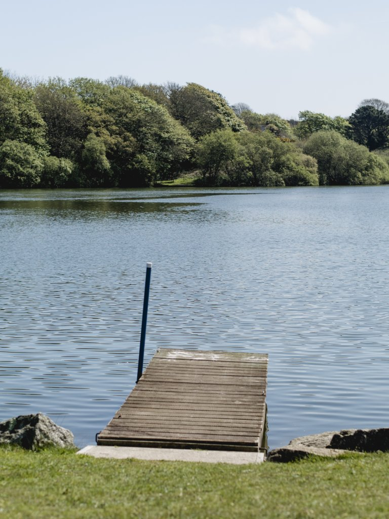 Argal lake and reservoir