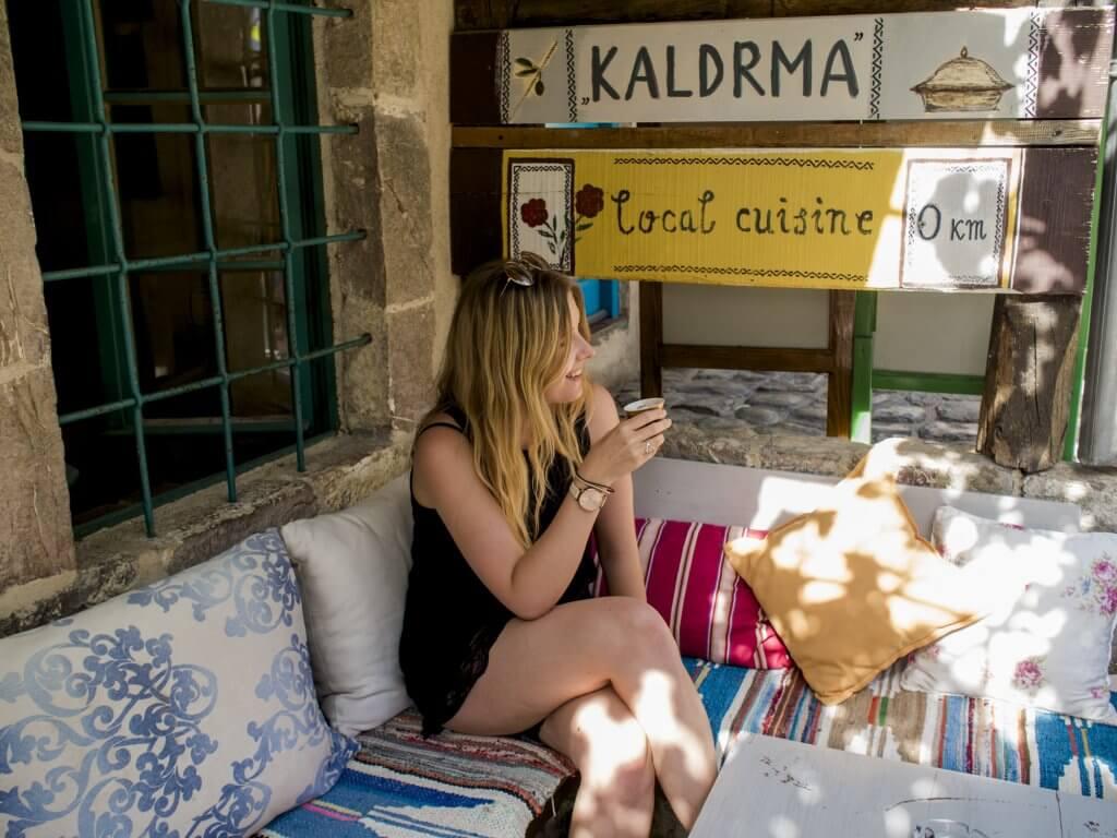 Kaldrma in Stari Bar