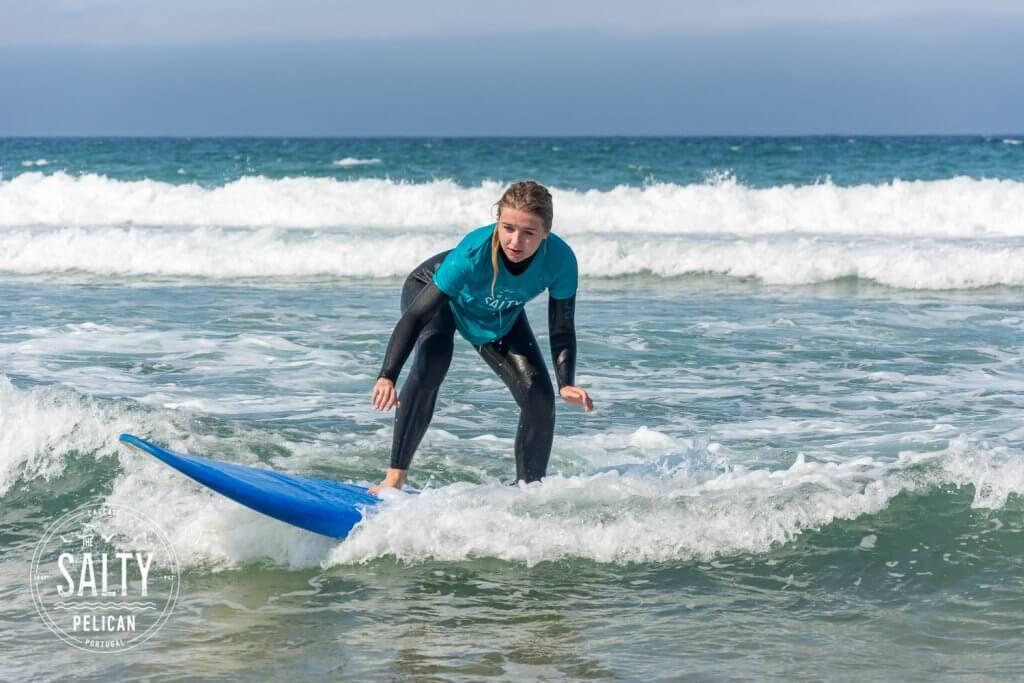 Moana surf school at Guincho