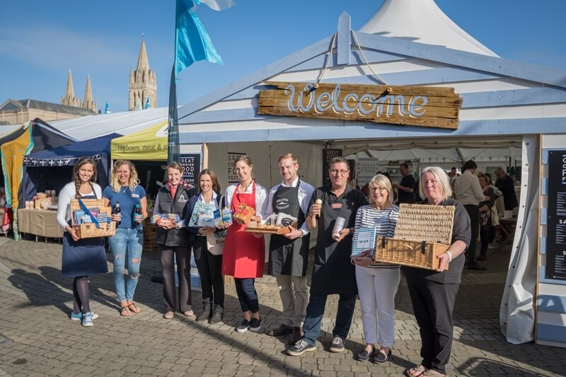 Great Cornish Food Festival