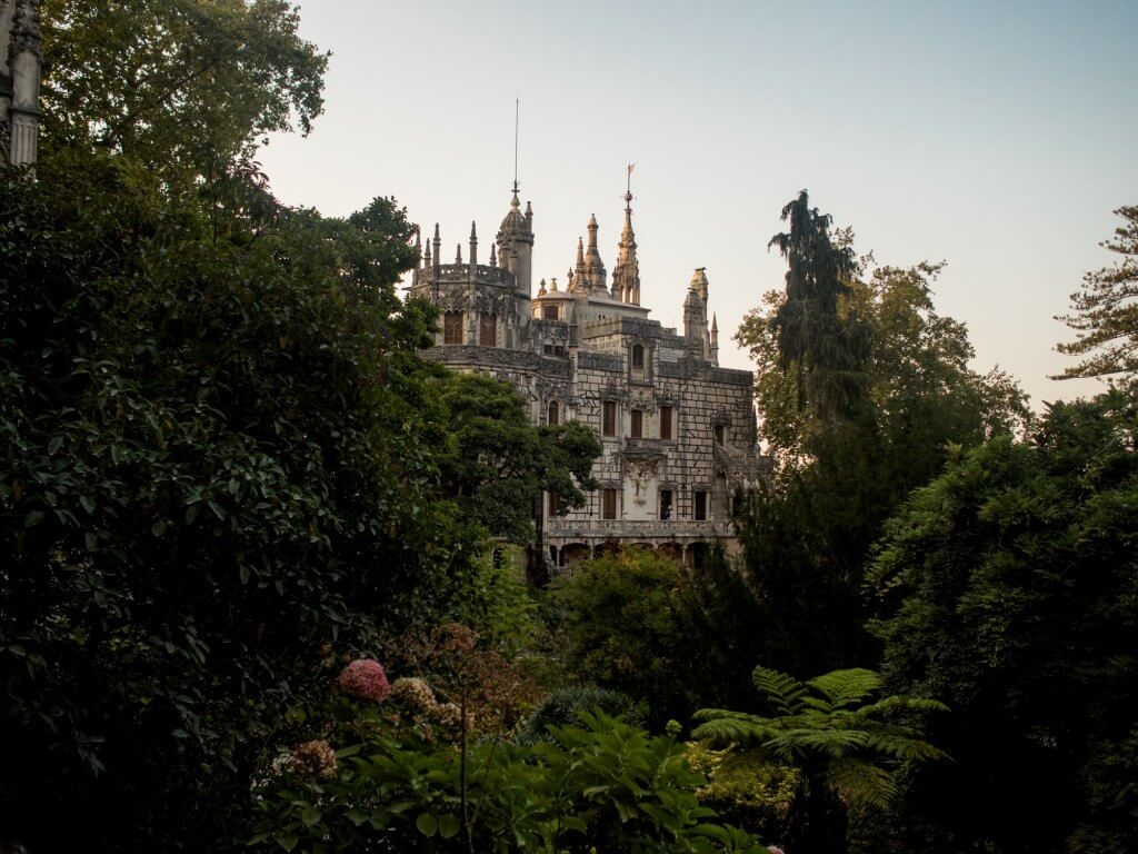 The Quinta de Regaleira