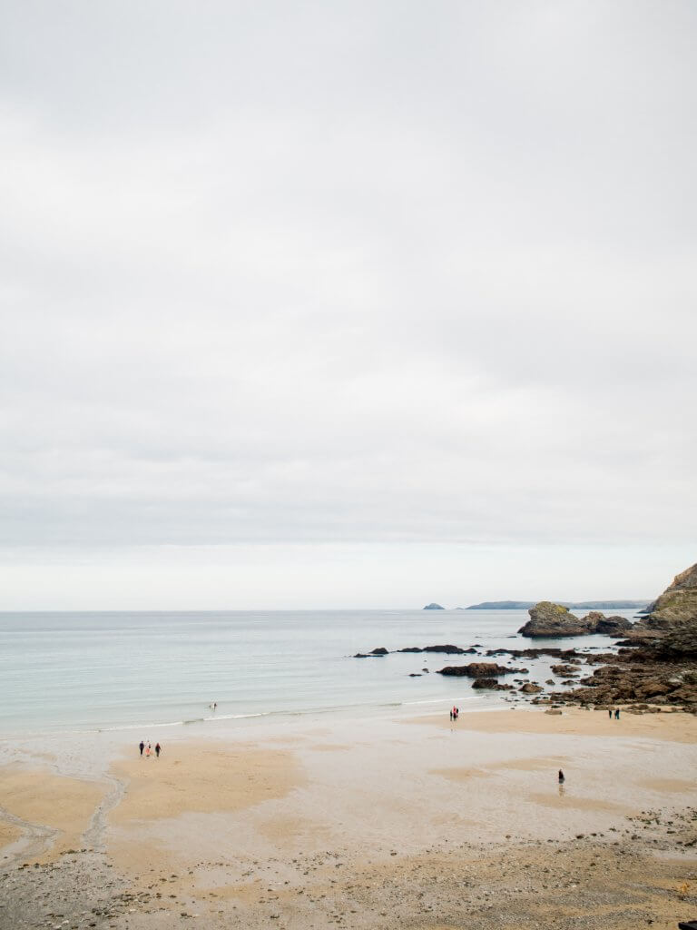 Trevaunance Cove, St Agnes